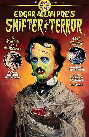 Edgar Allan Poe's Snifter of Terror No.1