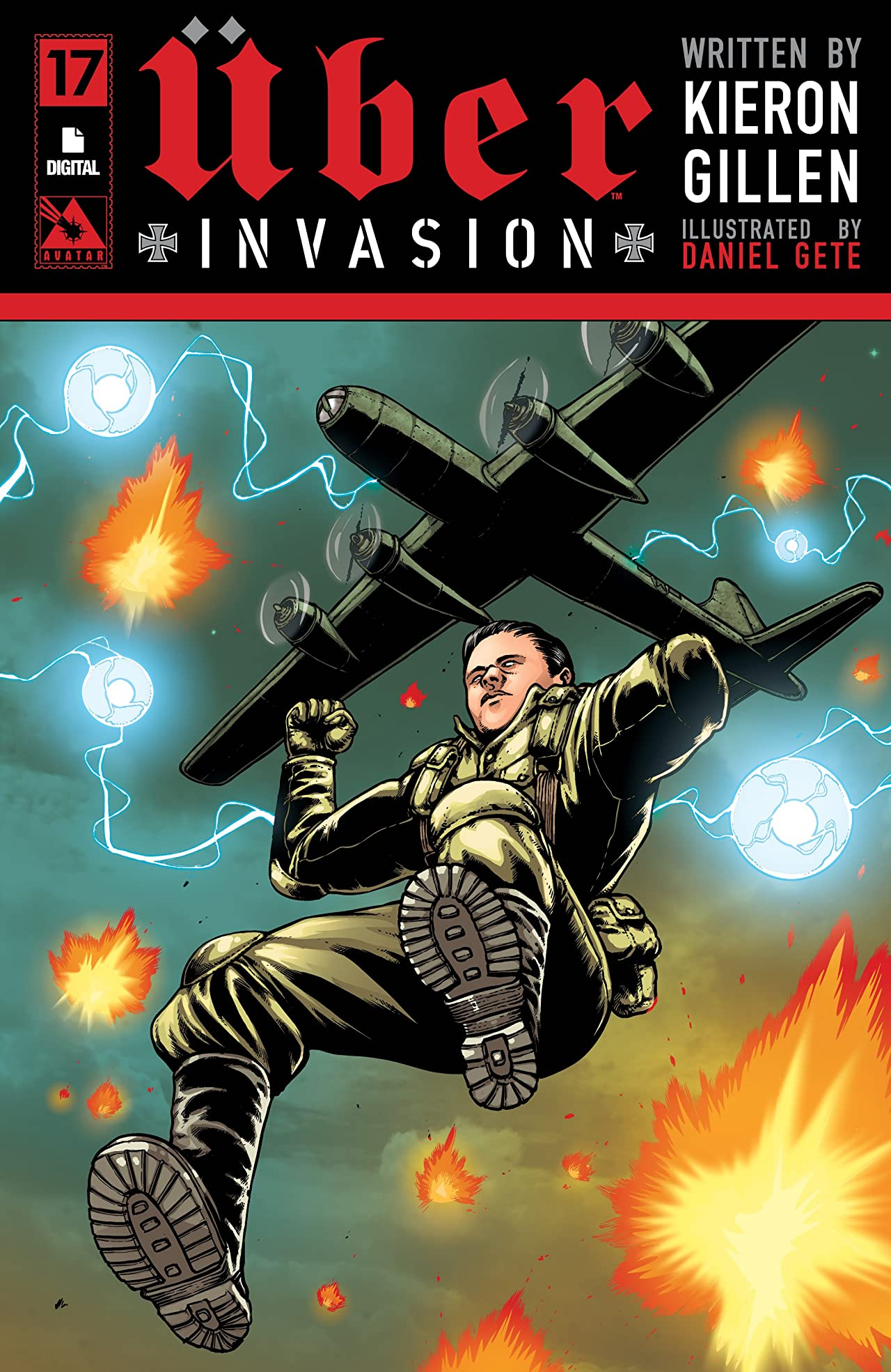 Uber: Invasion #17
