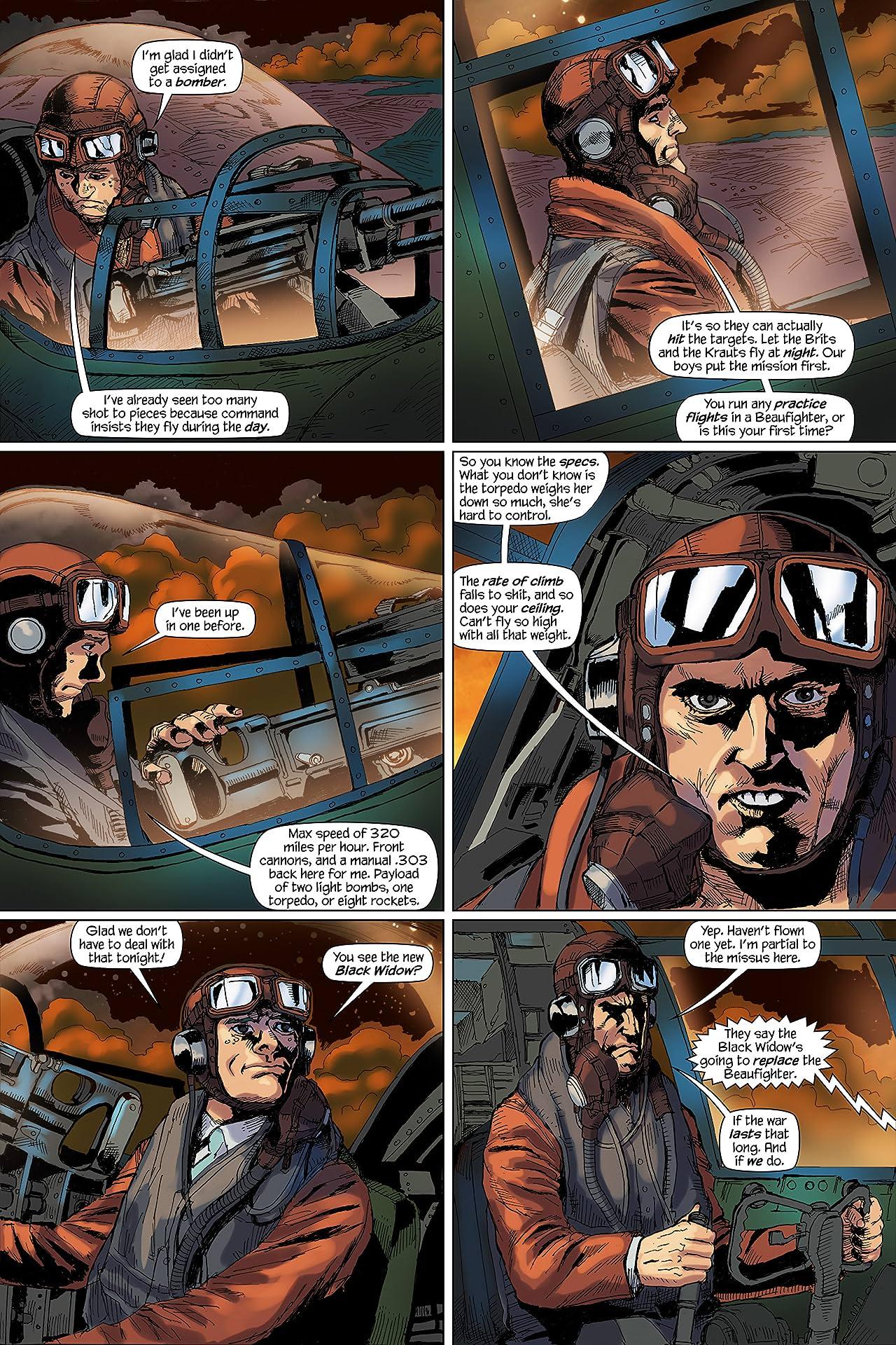 Martian Comics #13