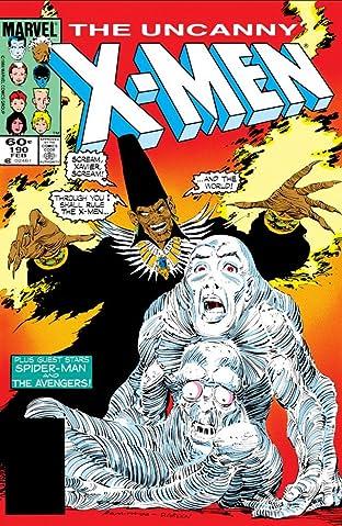 Uncanny X-Men (1963-2011) #190