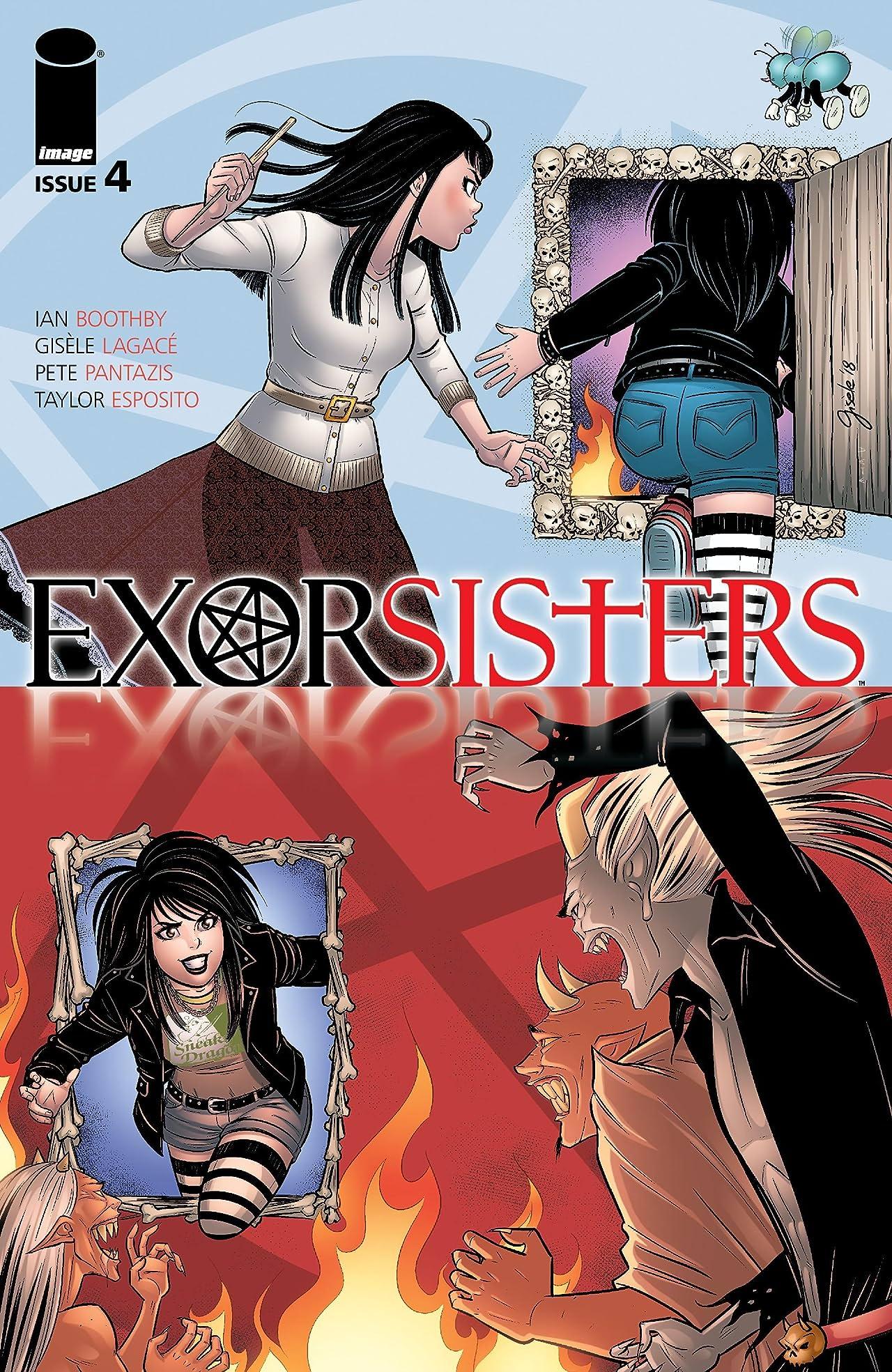 Exorsisters No.4