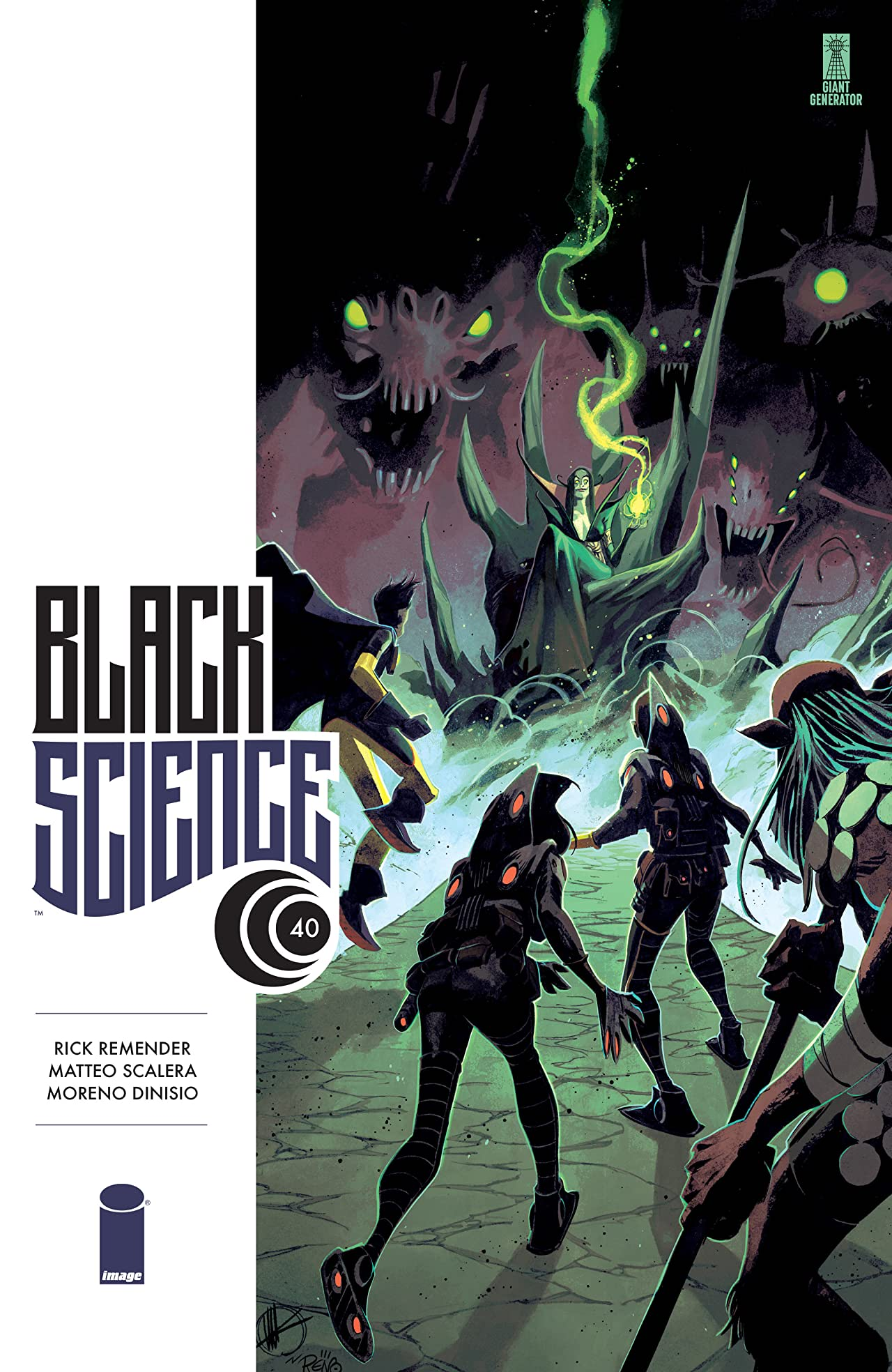 Black Science #40