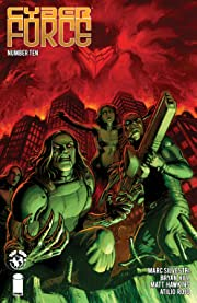 Cyber Force (2018-) #10