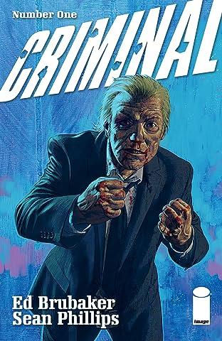 Criminal (2019-) No.1