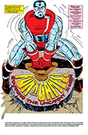 Uncanny X-Men (1963-2011) #192