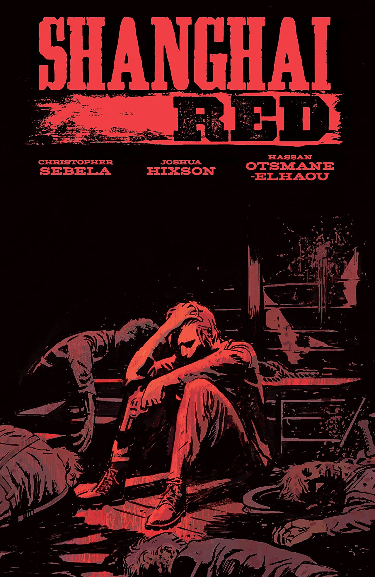 Shanghai Red Tome 1