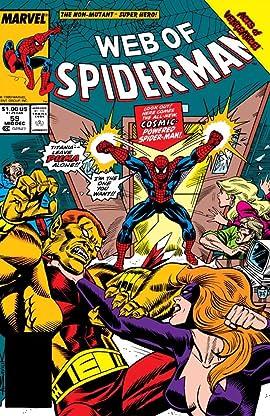 Web of Spider-Man (1985-1995) #59