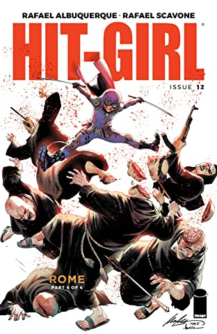 Hit-Girl No.12