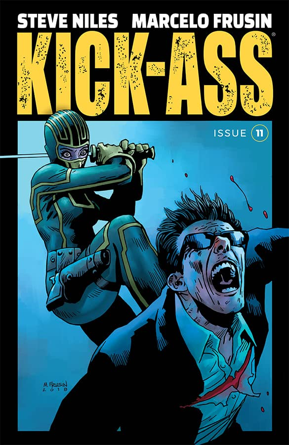 Kick-Ass No.11