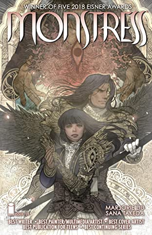 Monstress No.19