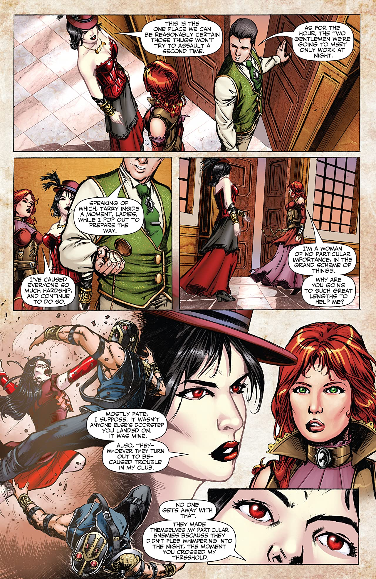 Legenderry #2 (of 7): Digital Exclusive Edition