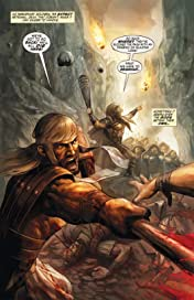 Hercules: The Thracian Wars #3 (of 5)