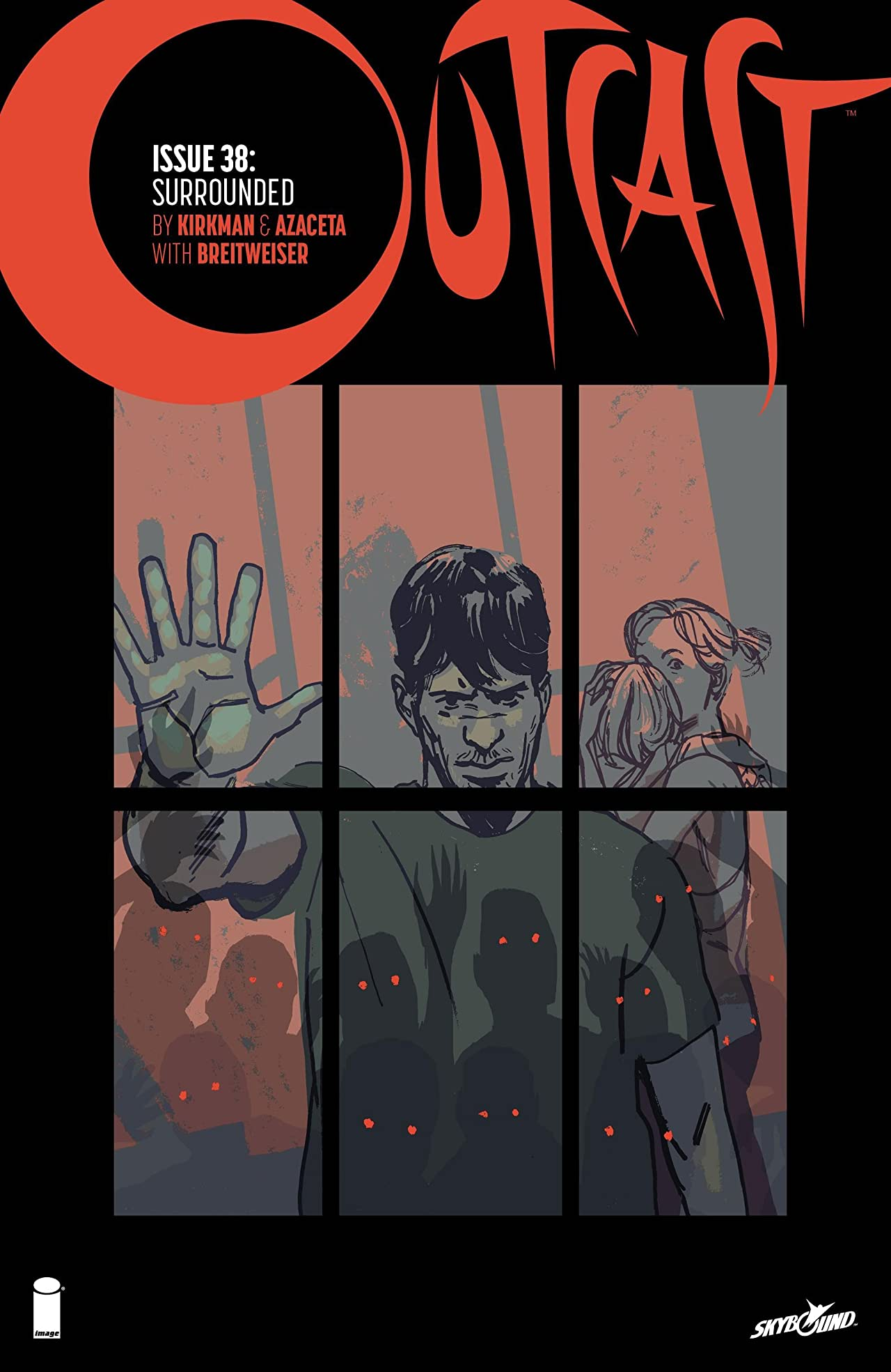 Outcast By Kirkman & Azaceta No.38