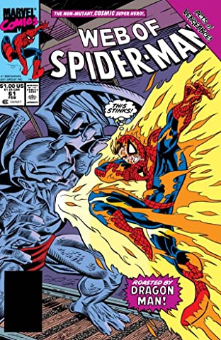 Web of Spider-Man (1985-1995) #61