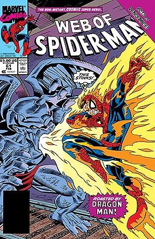 Web of Spider-Man (1985-1995) #61