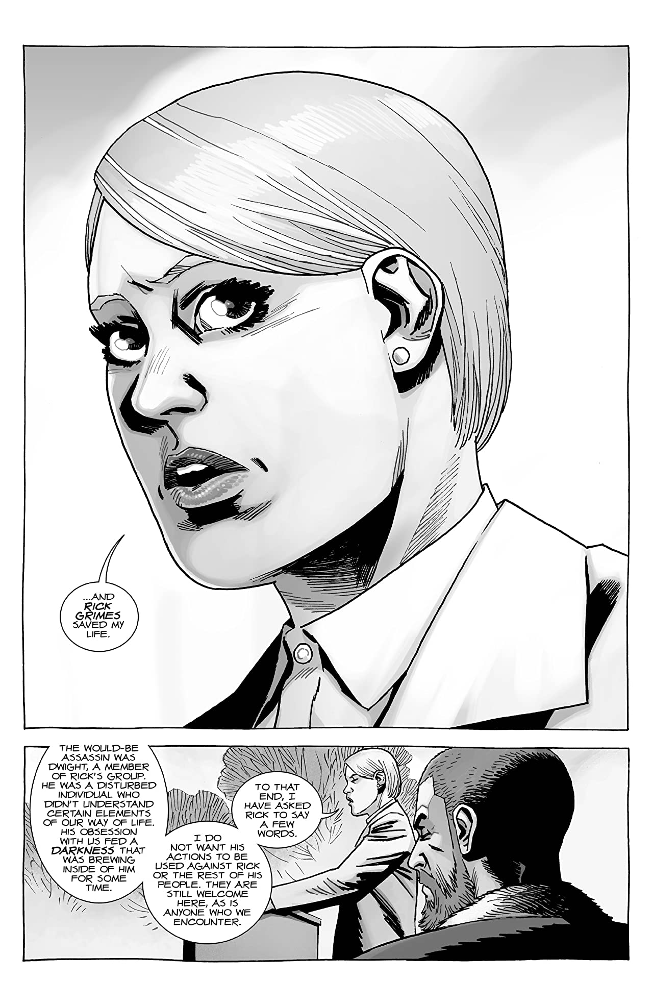 The Walking Dead #187