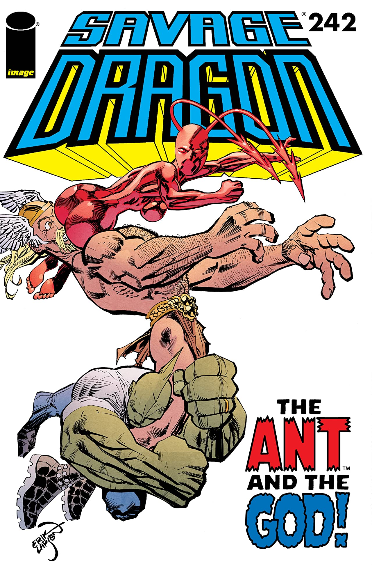 Savage Dragon No.242