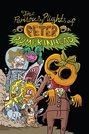 The Perilous Plights of Peter Pumpkinhead