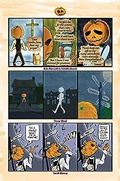 The Perilous Plights of Peter Pumpkinhead
