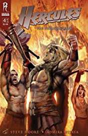 Hercules: The Thracian Wars #4 (of 5)