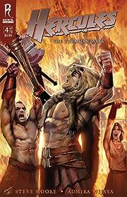 Hercules: The Thracian Wars #4