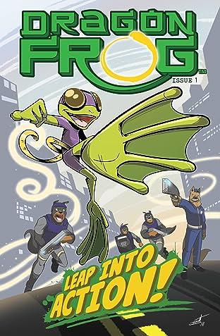 Dragon Frog #1