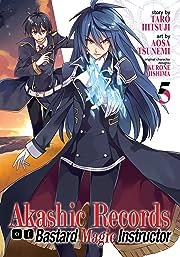 Akashic Records of Bastard Magic Instructor Vol. 5