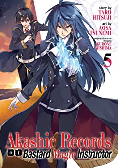 Akashic Records of Bastard Magic Instructor Vol. 5