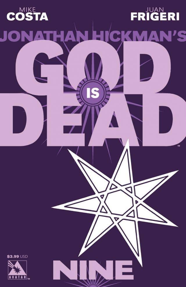 God Is Dead #9