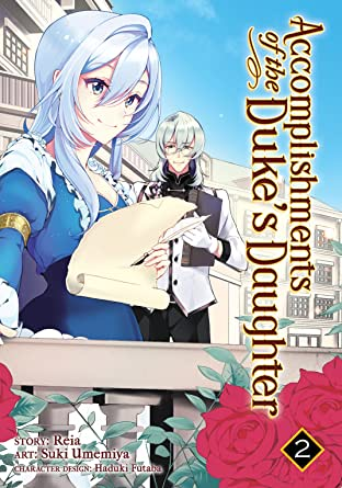 Accomplishments of the Duke's Daughter Tome 2