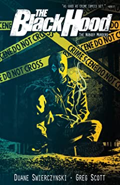 The Black Hood Tome 3