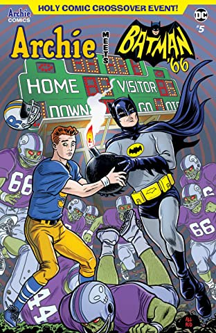 Archie Meets Batman '66 No.5