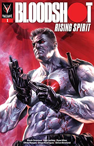 Bloodshot Rising Spirit No.3