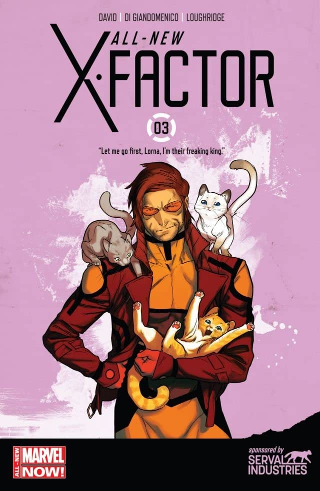All-New X-Factor (2014-2015) #3