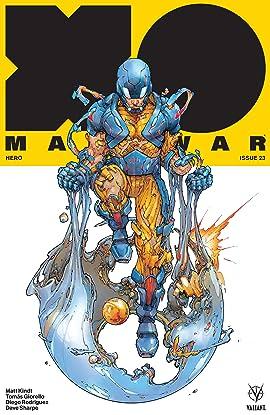 X-O Manowar (2017) #23
