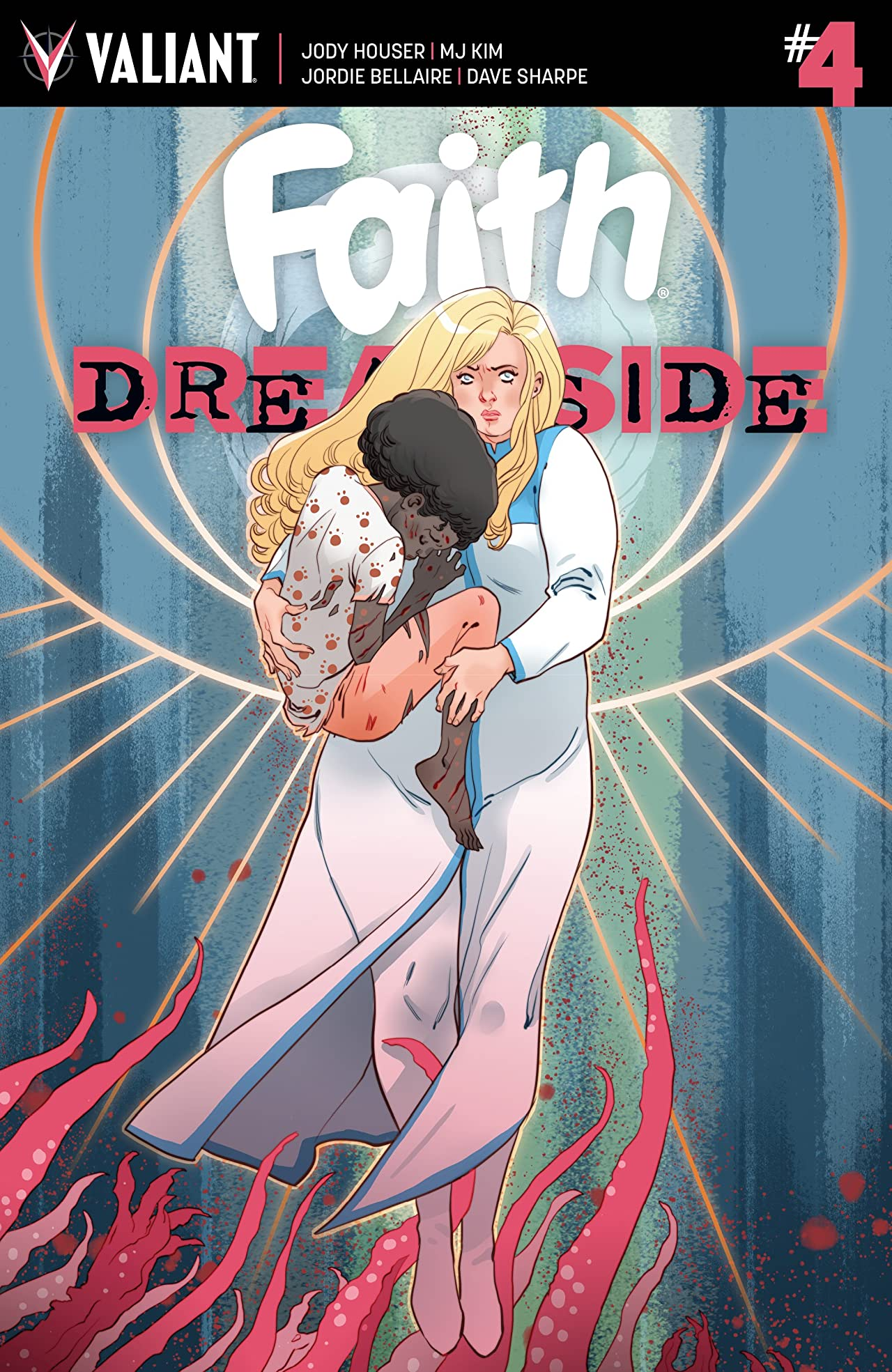 Faith: Dreamside #4