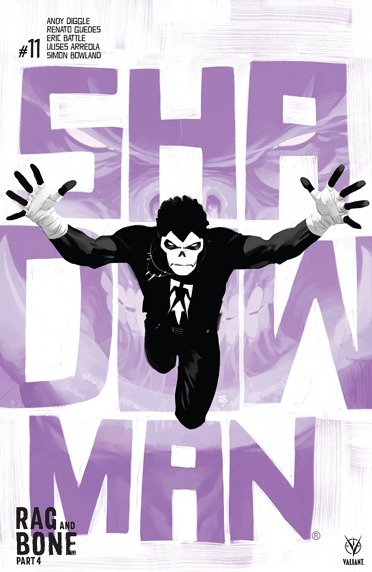 Shadowman No.11