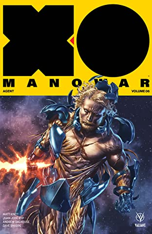 X-O Manowar Vol. 6: Agent