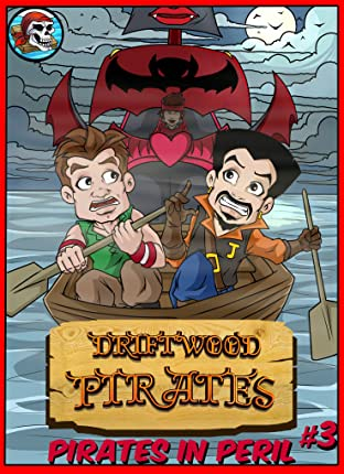 Driftwood Pirates #3