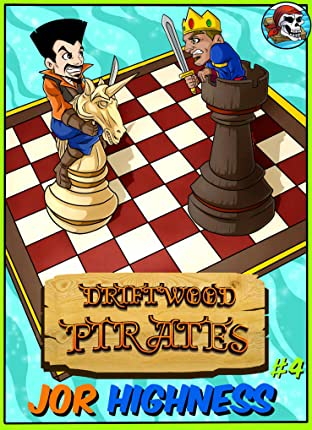 Driftwood Pirates #4