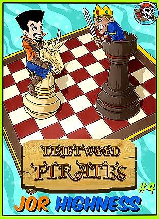 Driftwood Pirates #4