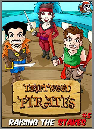 Driftwood Pirates #5