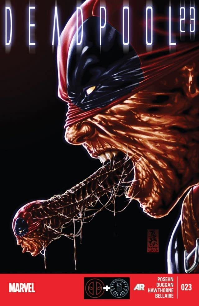 Deadpool (2012-) #23