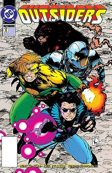 Outsiders (1993-1995) #1