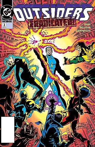 Outsiders (1993-1995) #3