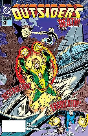 Outsiders (1993-1995) #4