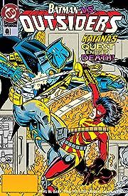 Outsiders (1993-1995) #8