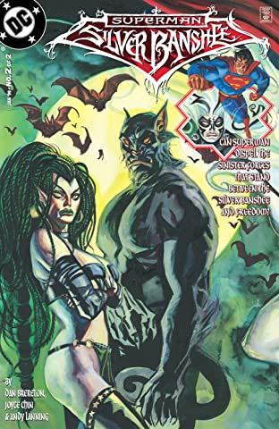 Superman: Silver Banshee (1998-1999) #2