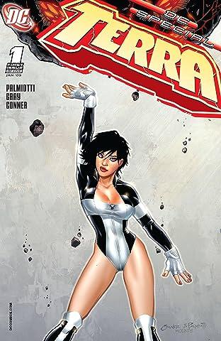 Terra (2008-2009) #1
