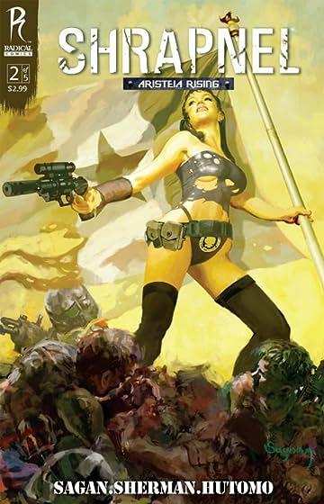 Shrapnel: Aristeia Rising #2 (of 5)
